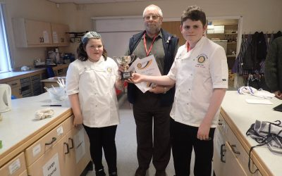 Rotary Young Chef of the Year Final November 14th 2017