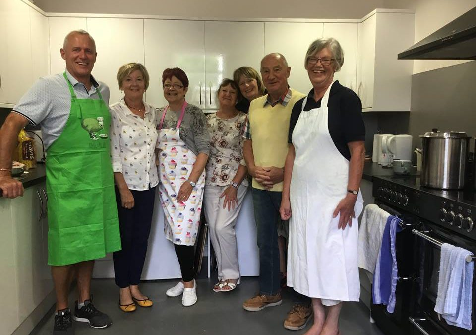 ROTARY CLUB LAUNCHES POP-UP CAFÉ IN FORT WILLIAM