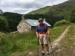 RON'S WALKS – DRIMSALLIE, KINLOCHEIL