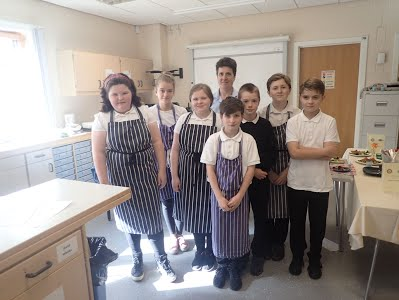 Young Chef Competition Sept 5th 2017