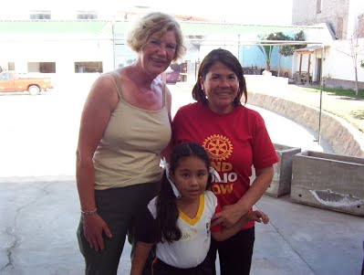 Sheana Fraser gives the Club a Report on her Recent Visit to Peru Nov. 8th 2017