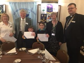 ROTARY CHILDREN'S POETRY COMPETITION TACKLES THE SEASHORE!
